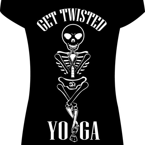 YOGA Get Twisted For Halloween