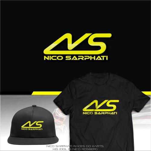Nico Sarphati Racing Logo