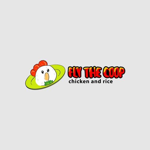 logo for chicken resto