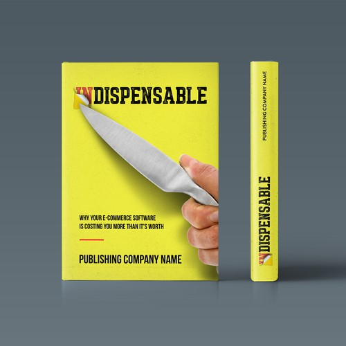 Book Cover Design | InDispensable