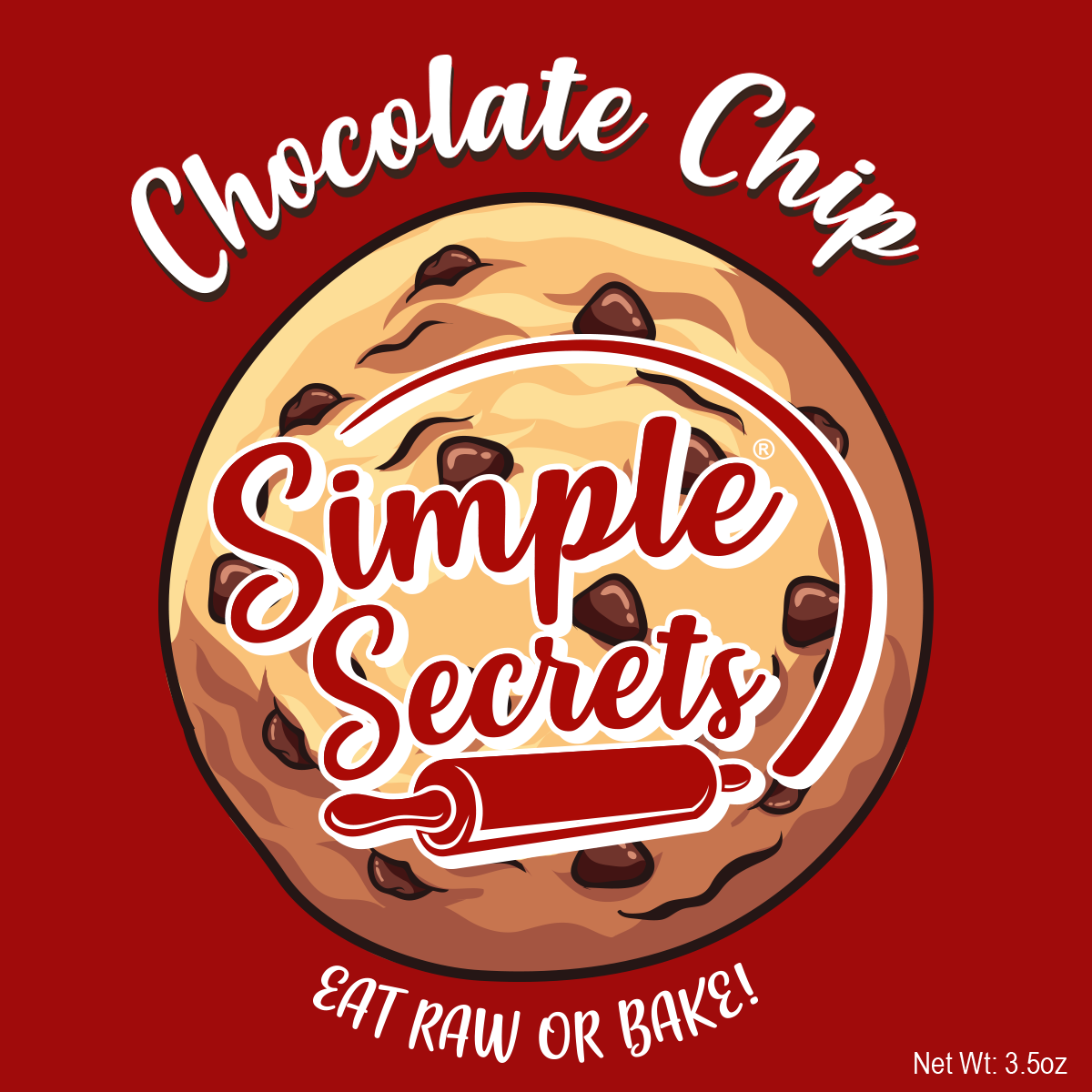 Packaging needed for cookie and dough products