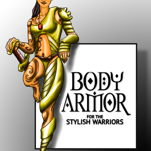 Version #2 of Body Armor Design