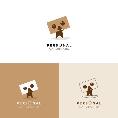 Logo for Personal cardboard