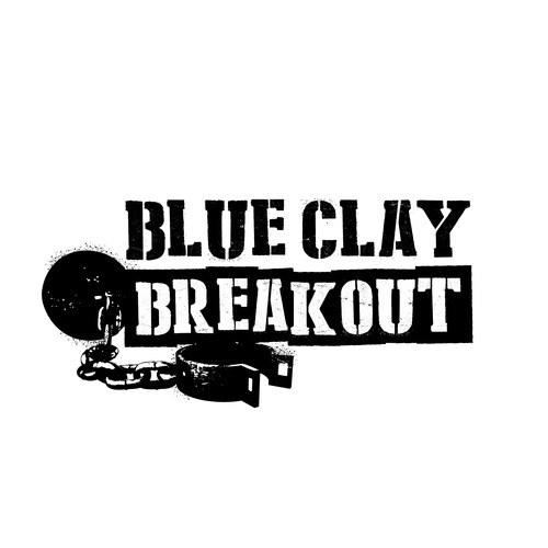 Logo design for Blue Clay Breakout