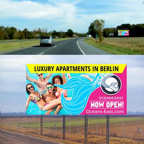 Apartments Billboard