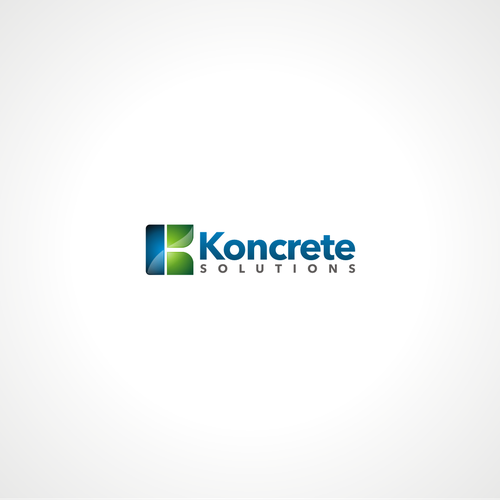 Help Marketing Promotions Startup company, Koncrete Solutions, with a new logo - Guaranteed Award!