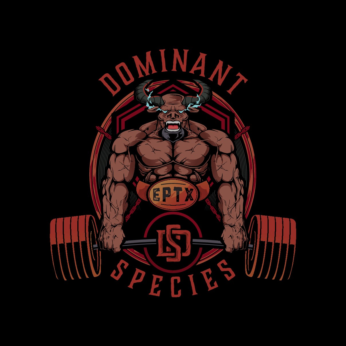 Dominant species t shirt designs