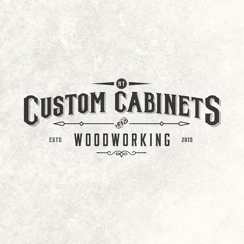Concept for NY Custom Cabinets & Woodworking