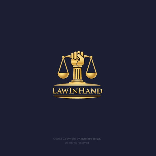 New logo wanted for Law In Hand