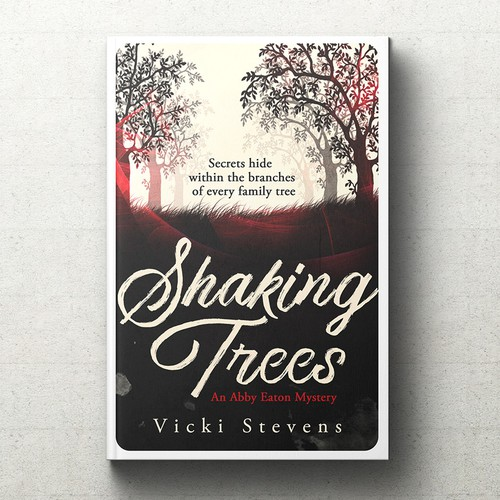 Shaking Trees [Book cover art]