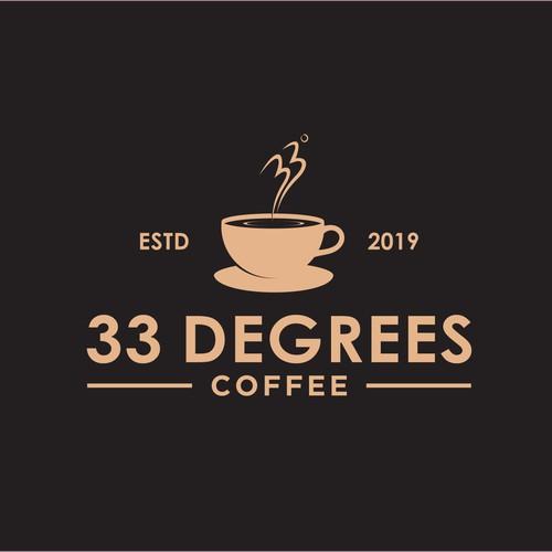 33 degrees coffee