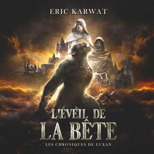 ''L'éveil de la bête'' book cover