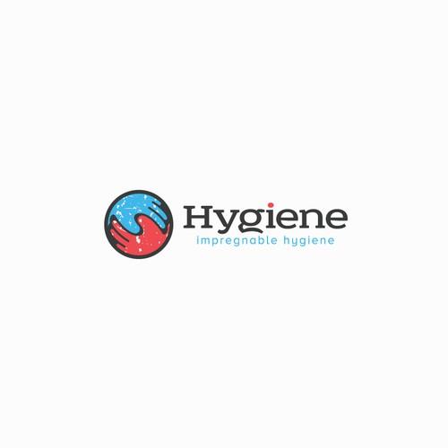 Logo & Id designed for Hygiene
