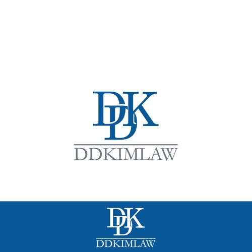 Help DDKIMLAW.com with a new logo