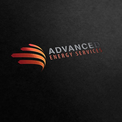 Australian deep gas drilling company, Advanced Energy Services, needs a new logo