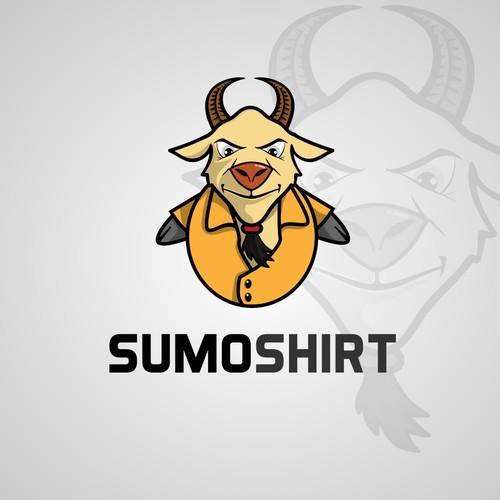 Sumoshirt needs a new logo
