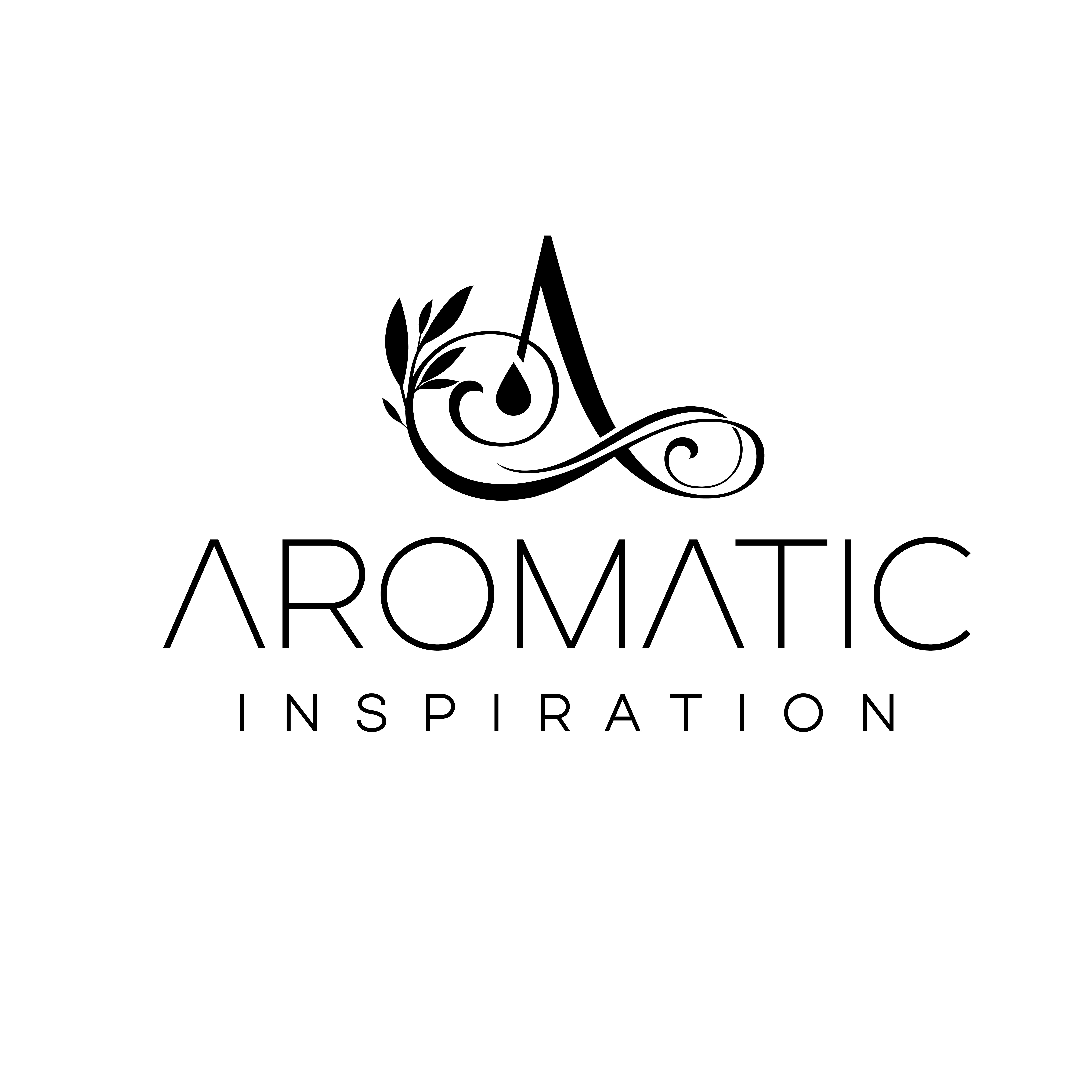 Design an aromatherapy logo that would attract