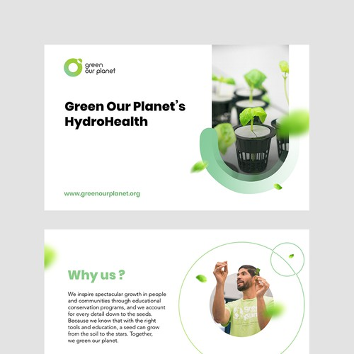 Green Our Planet's HydroHealth