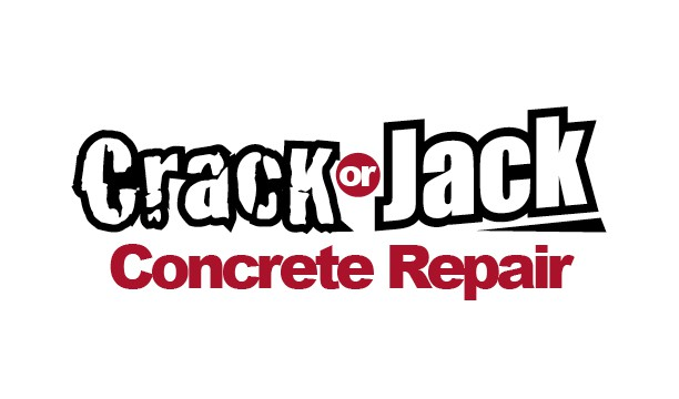 New logo wanted for Crack or Jack Concrete Repair