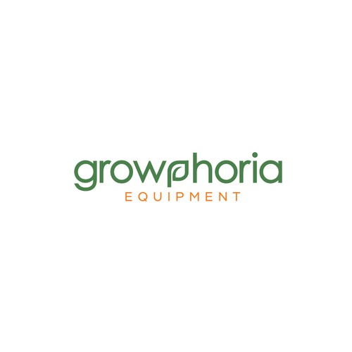 Logo for indoor growing equipment