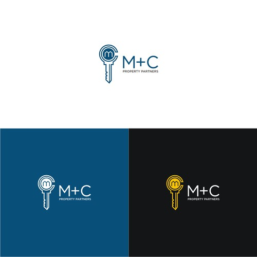 Memorable logo for Property partners