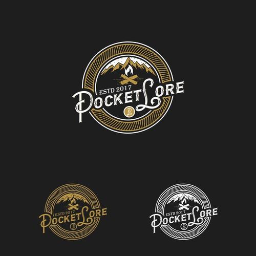 Pocket Lore Logo