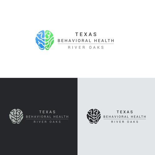 Texas Behavioral Health Brand Identity
