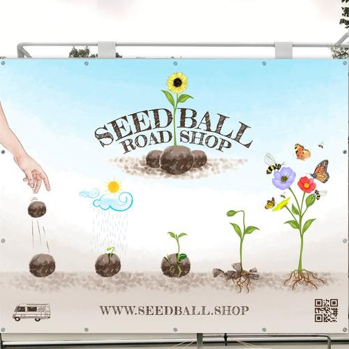 Seedball Road Shop