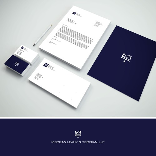 Logo and Stationery Design for MLT
