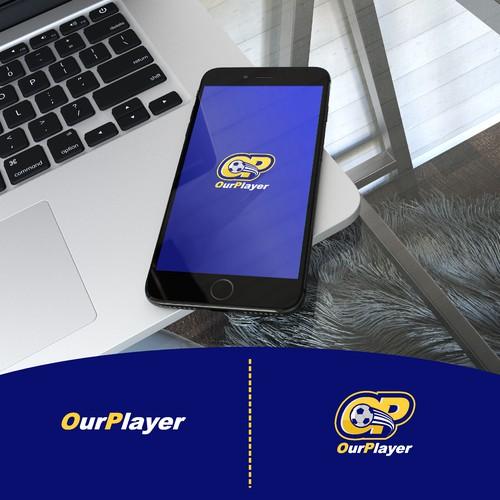 Logo Identitiy for Football apps