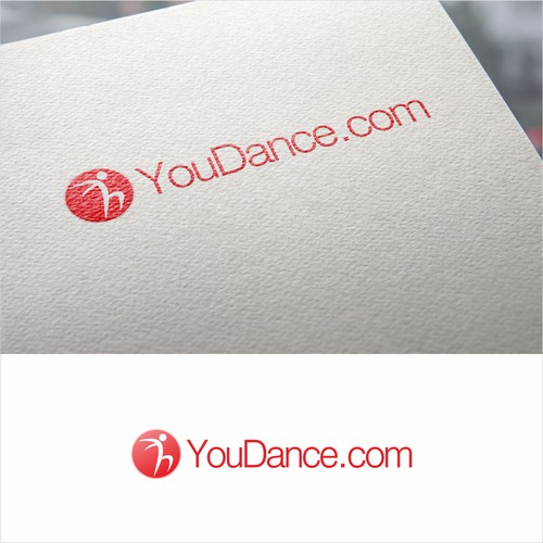 Logo concept for YouDance.com