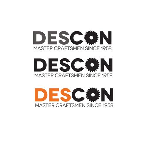 Bold logo design for Construction company