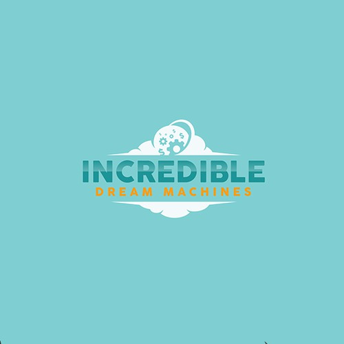 "Logo for ""Incredible Dream Machines"""