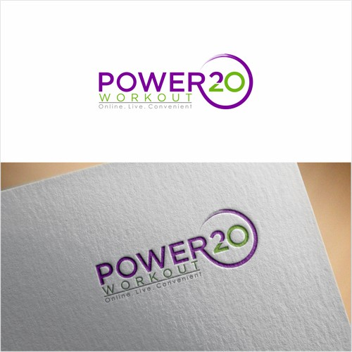 Create an engaging logo that represents strenth, power, fun and health.