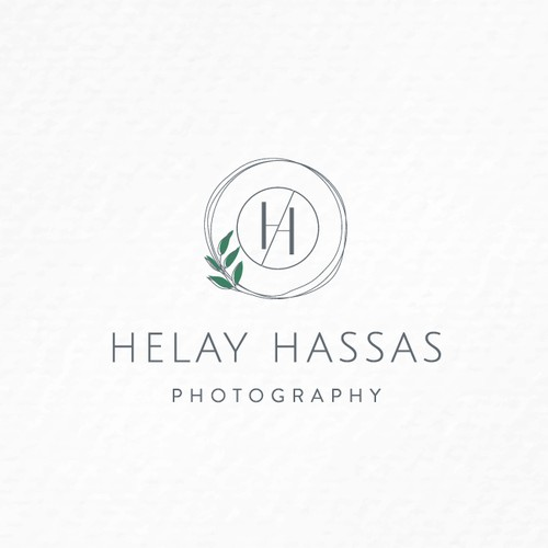 Family Photographer Logo