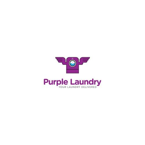 Logo for Laundry Delviery Service
