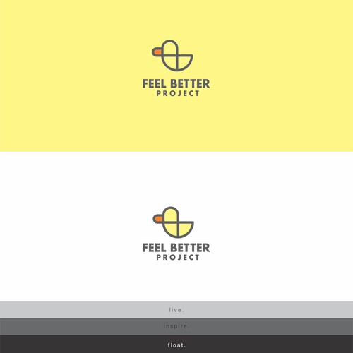 Exceptional logo for Feel Better Project