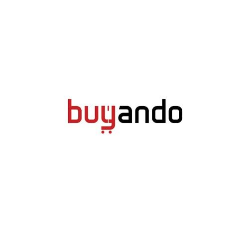 Conceito minimalista para e-commerce