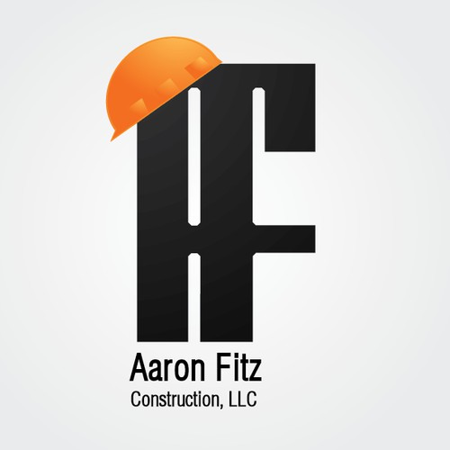 Aaron Fitz Construction. LLC needs a new logo