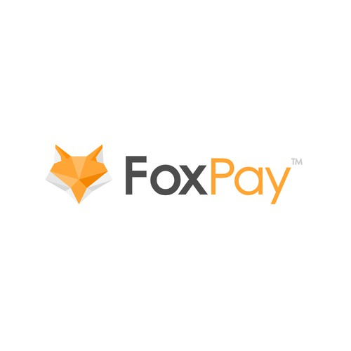 FoxPay logo design idea