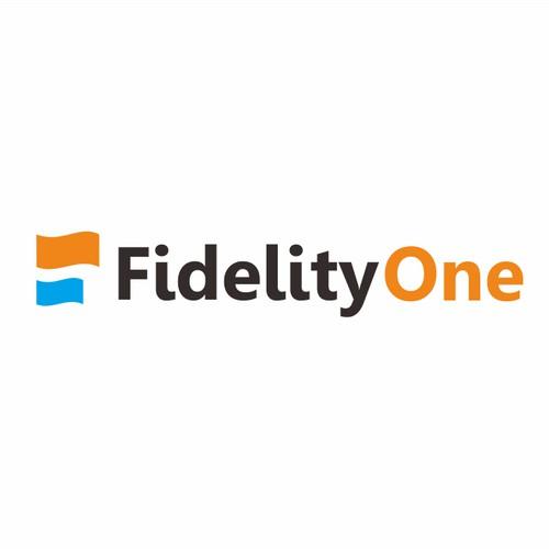 Fidelity One Logo