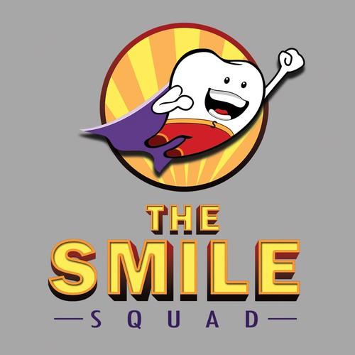 The Smile Squad Logo
