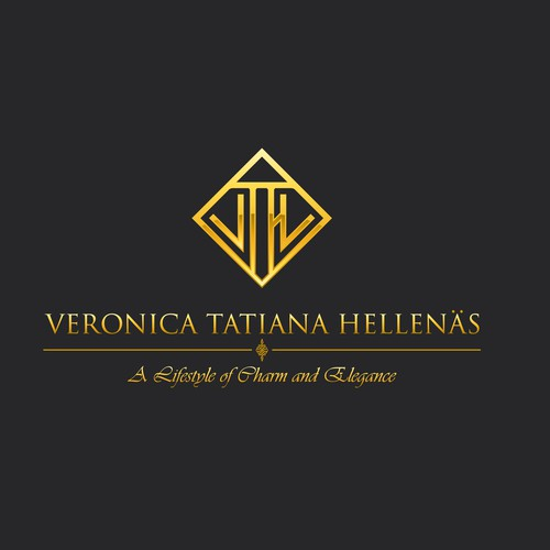 Veronica tatiana hellenas proposal logo