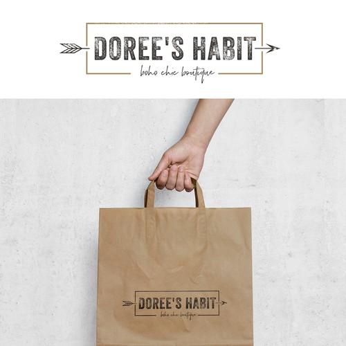 Doree's Habit Logo