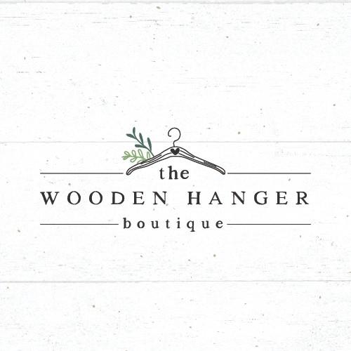 The wooden hanger boutique