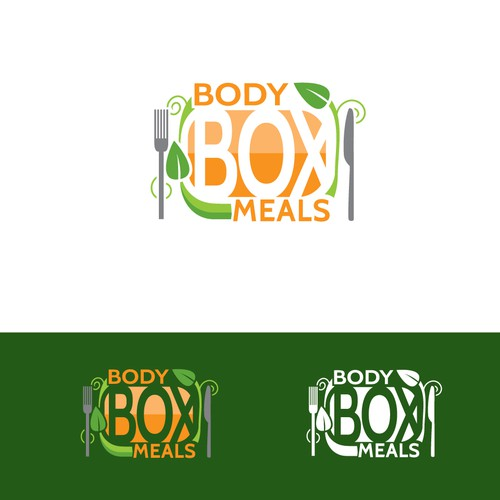 Logo Concept for Body Box Meals