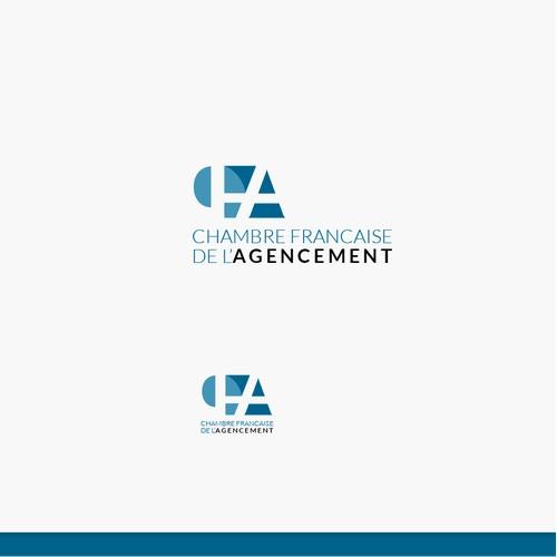 Logo pour la Chambre Française de l'Agencement