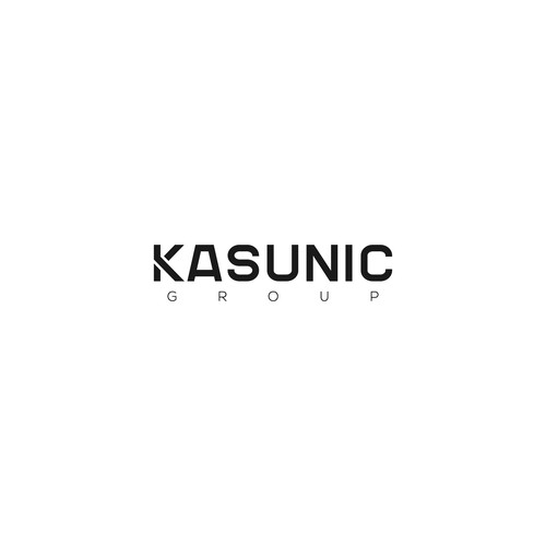 strong brand logo