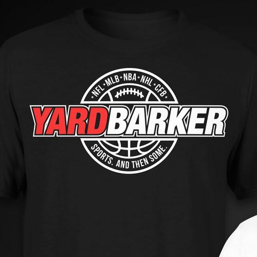 YardBarker - Tshirt Design