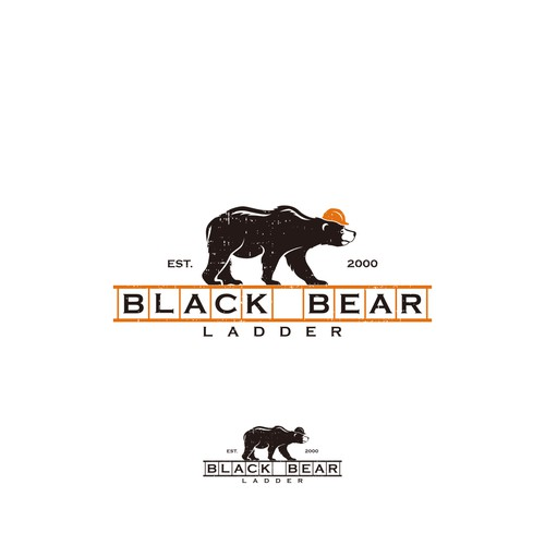 BLACK BEAR LADDER